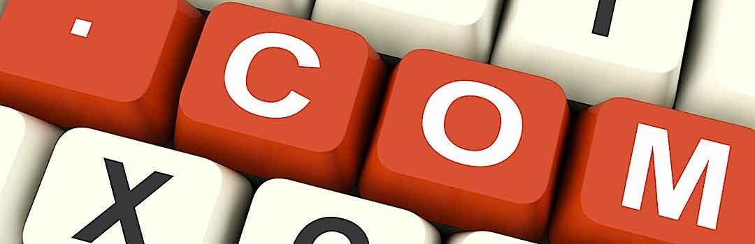Domänregistrering och webbhotell