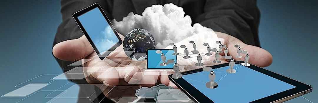 Responsiv webbdesign för mobila enheter, smartphone, surfplatta